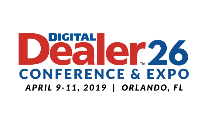 Digital Dealer26 Conference and Expo