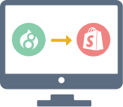 Drupal Commerce to Shopify Migration