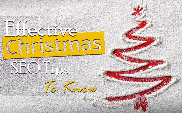 Effective Christmas SEO Tips To Know