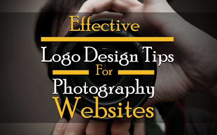 Effective Logo Design Tips For Photography Websites