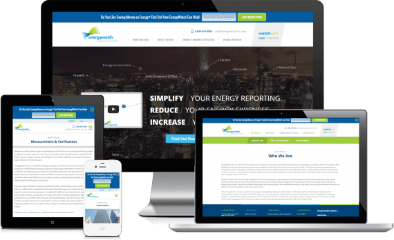 Energy Watch Organic SEO Business to Business