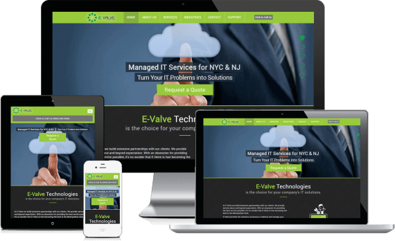 E-Valve Technologies Organic SEO Business to Business