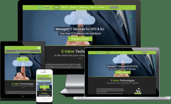 E-Valve Technologies Organic SEO Business to Business