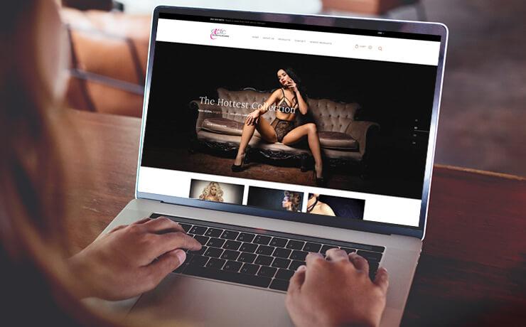 Exotic Secrets Lingerie Blog Graphic