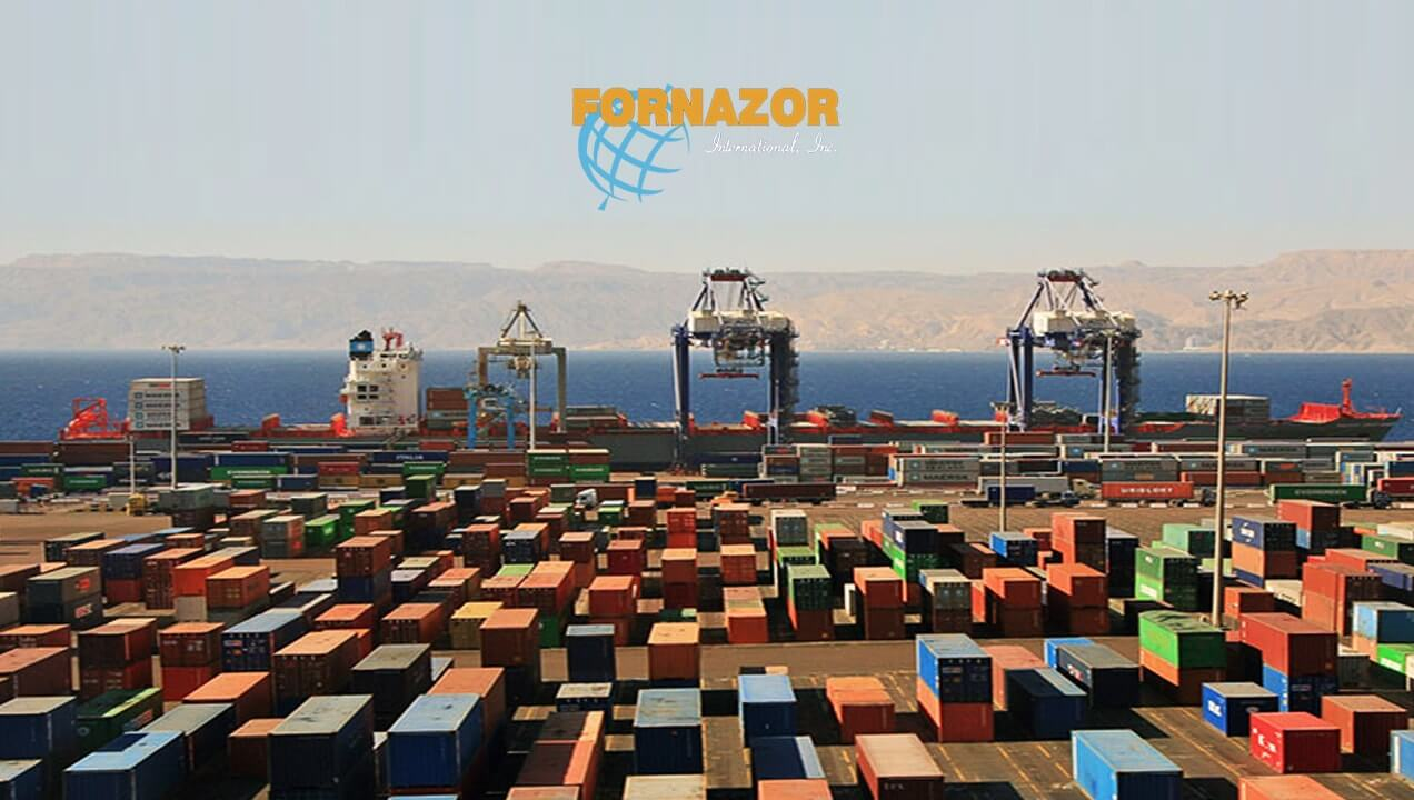 Fornazor International containers