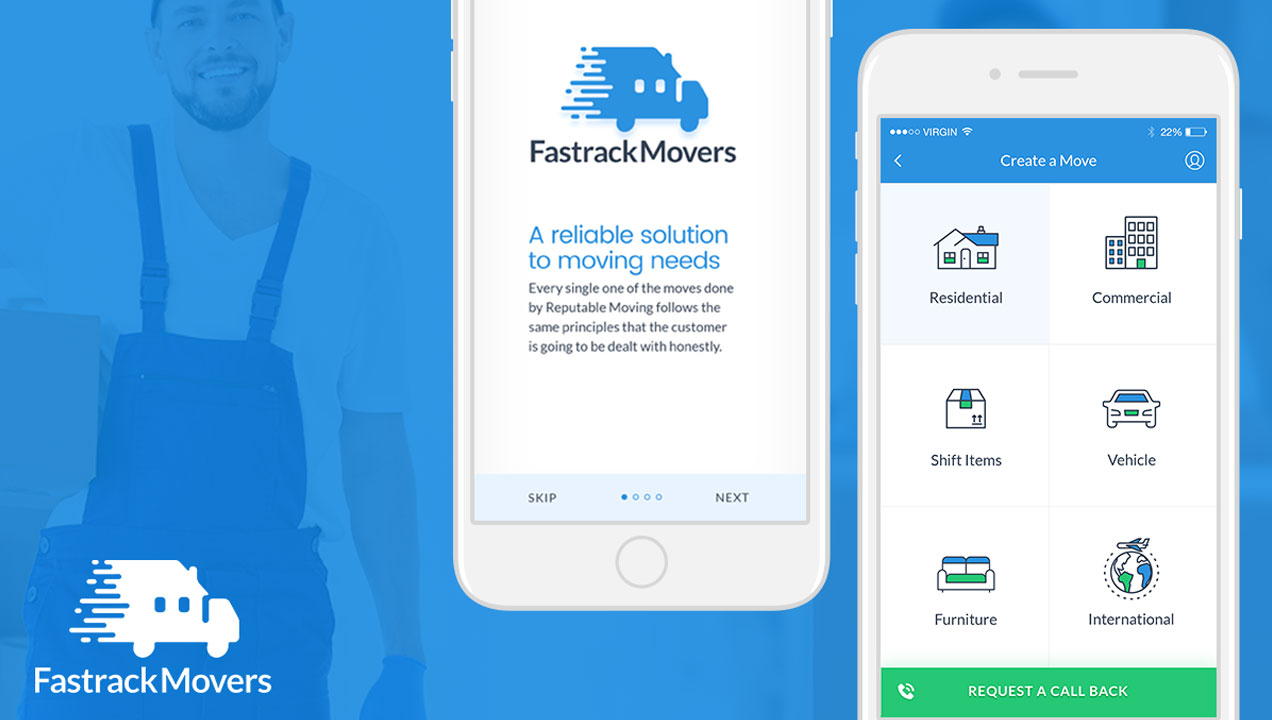 Fastrack Movers Showcase