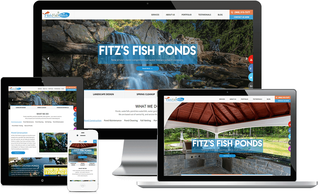 Fitz Fish Ponds