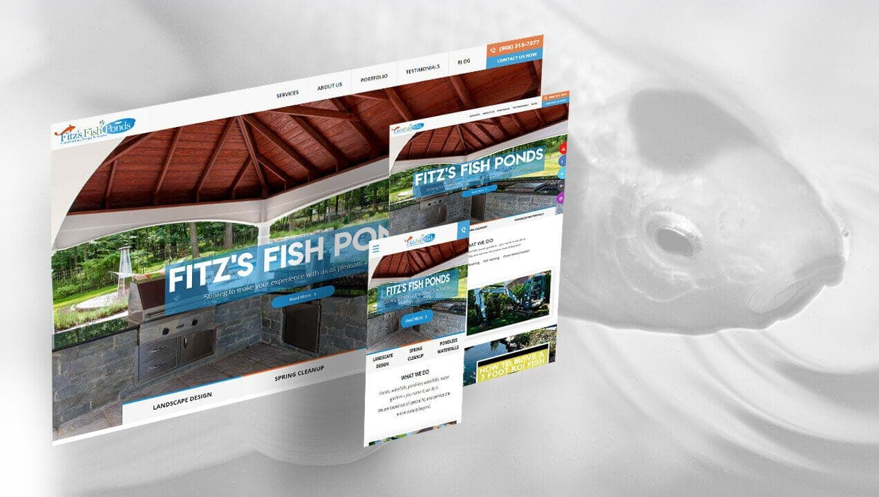 Fitz Fish Ponds Showcase