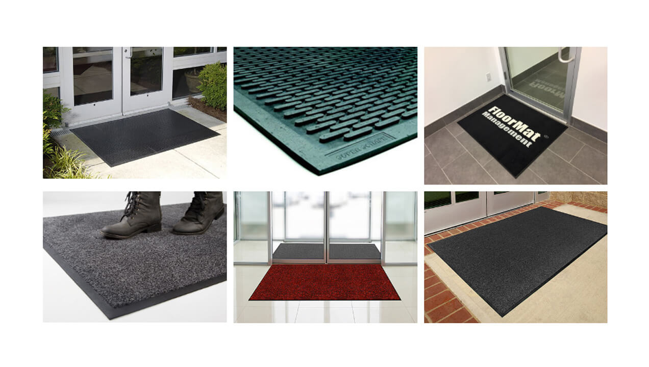 Floor Mat Management photo gallery page