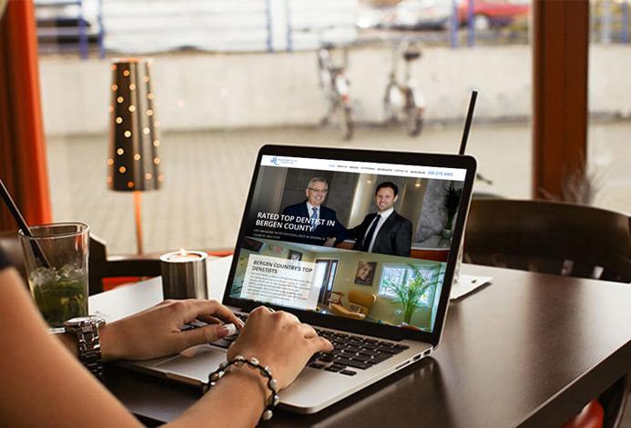 Real Smile Dental WordPress Website