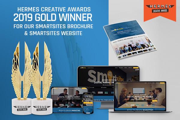Gold Hermes Creative Awards