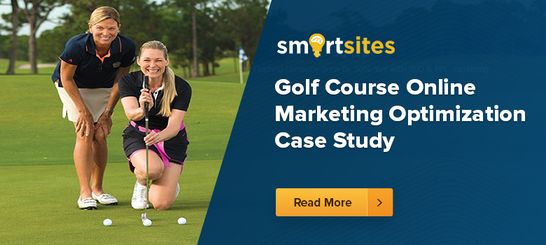 Effective Online Marketing Strategy for Golf Courses