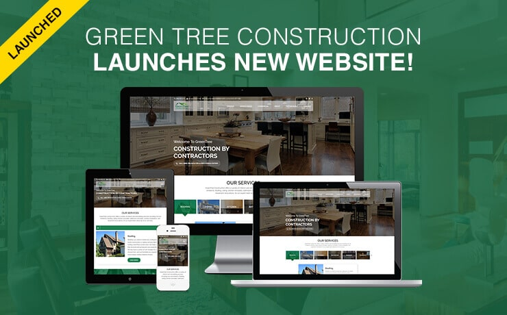 NYC Company GreenTree Construction Launches New Website!