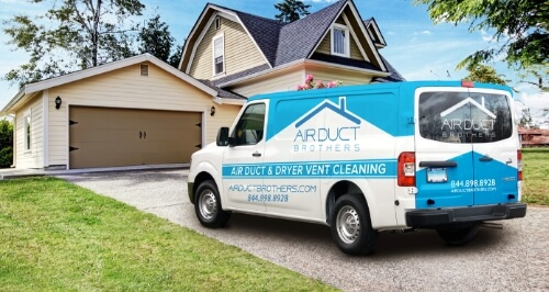 Home Services Air Duct Brothers