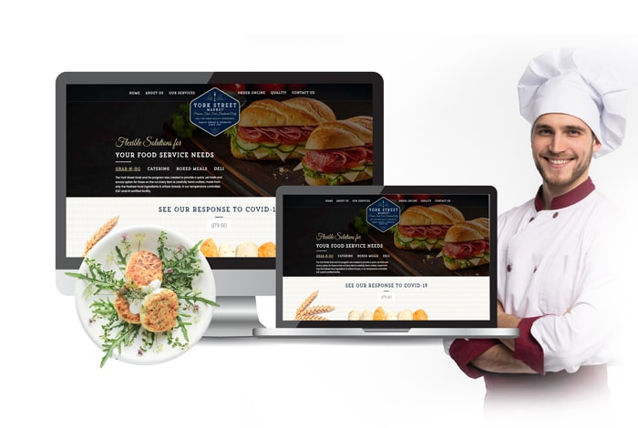 Hospitality Hospitality: Award Winning Web Design Company