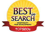 TopSEOs Top Hospitality Web Development