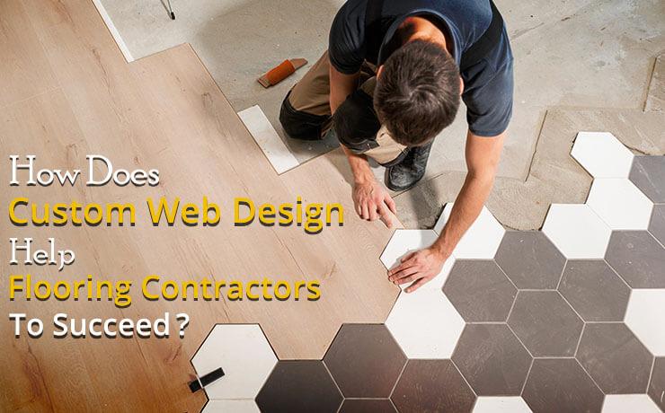 flooring contractors custom web design