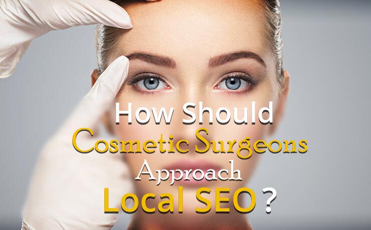 cosmetic surgeons SEO