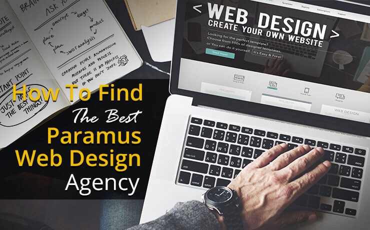 best Paramus web design agency