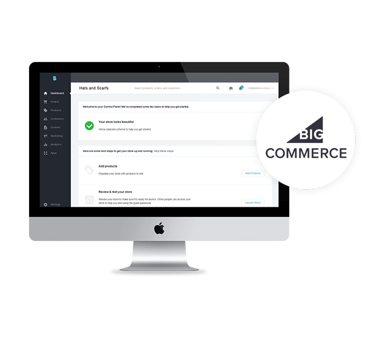 Bigcommerce Developments
