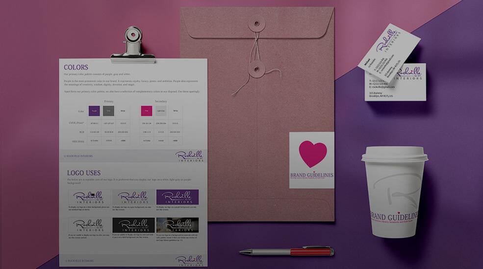 Branding & Print Design