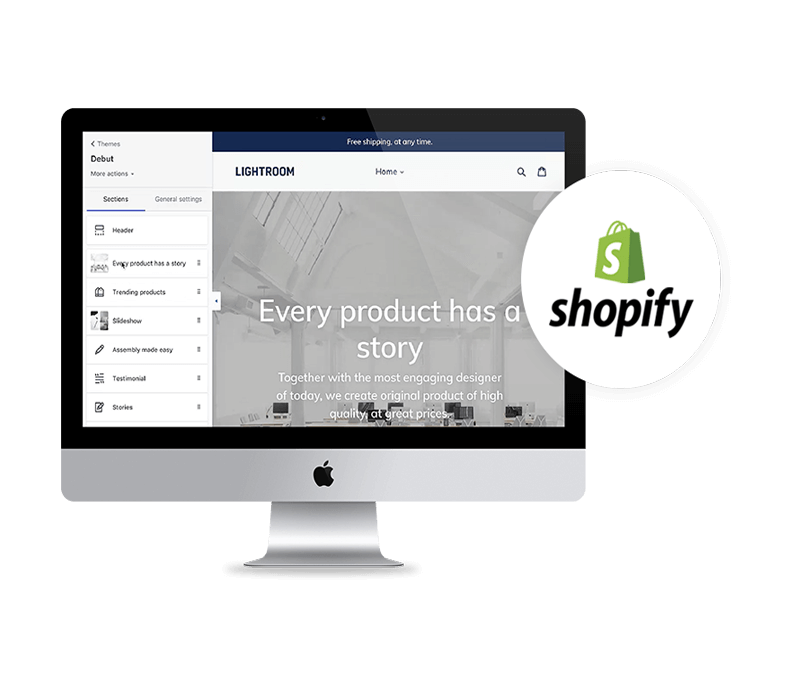 Shopify Developments