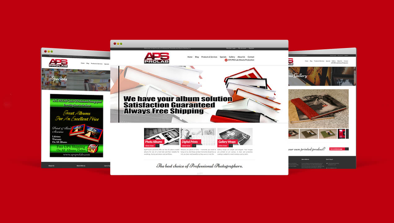 Improved Integrated Site Aps Prolab