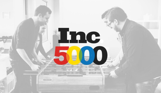 FASTEST GROWING COMPANY
