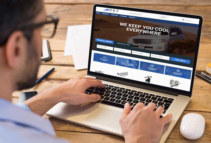Increase Online Sales for Auto Compressor Parts Stores