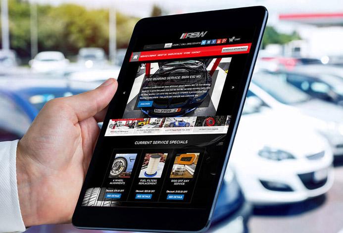 Increase Online Sales for Auto Repair Shops