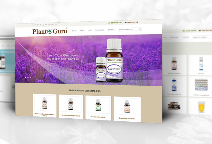 Increase Online Sales for Essential Oil Stores