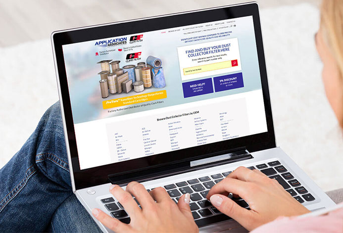 Increase Online Sales for Air Filter Providers