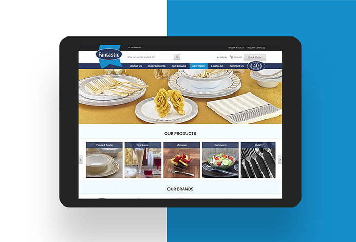 Increase Online Sales for Tableware Sellers