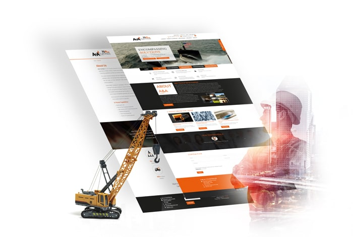 Industrial & Commercial Industrial & Commercial: Award Winning Web Design Company