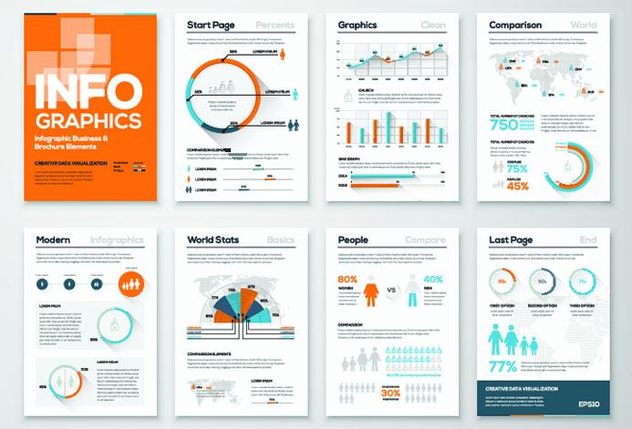 Infographic Design Creates Graphics