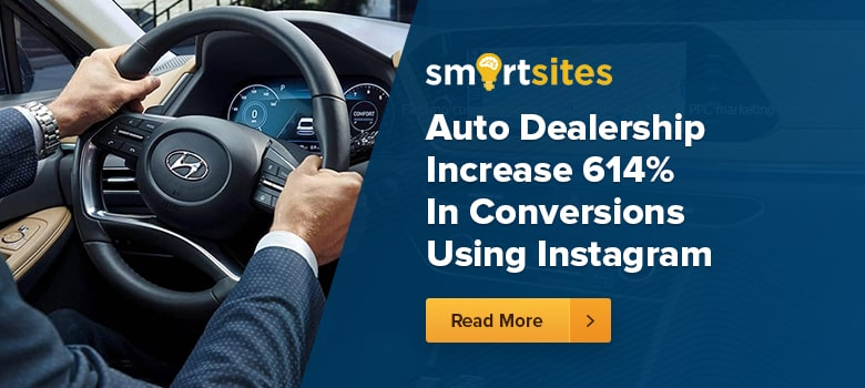 Instagram And Facebook Ads Auto Dealership Case Study