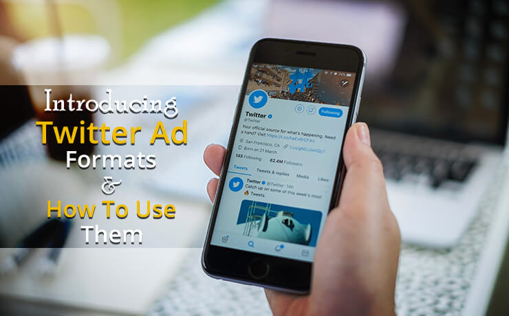 Twitter ad formats