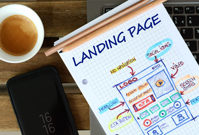 Make More With Effective Landing Page Design