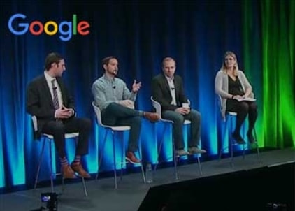 Leadership on Google PPC Event