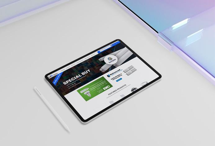 LED Pro Value Magento Website
