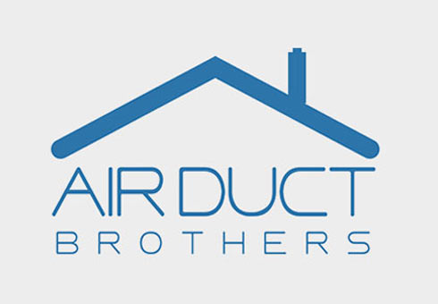 Logo Design For Air Duct Brothers>