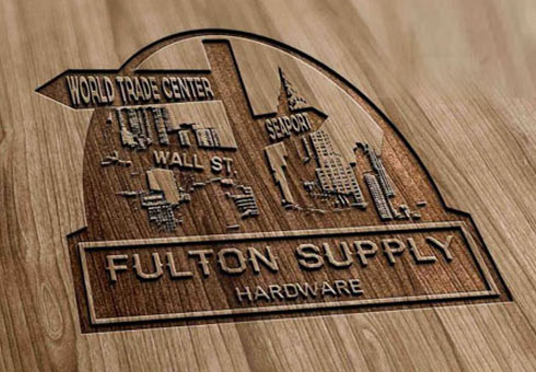 Logo Design For Fulton Supply