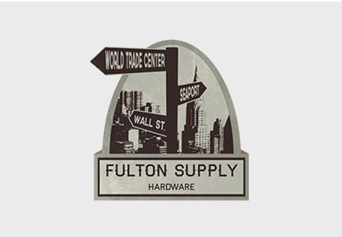 Logo Design For Fulton Supply>