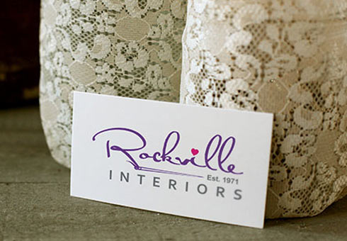 Logo Design For Rockville Interiors