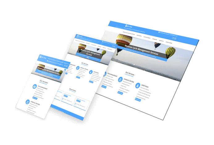 Medi-Corp WordPress Website