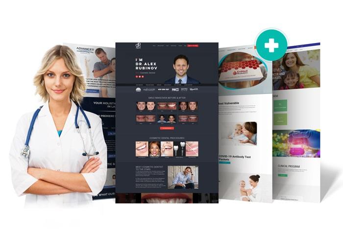 Medical & Healthcare Medical & HealthCare: Award Winning Web Design Company