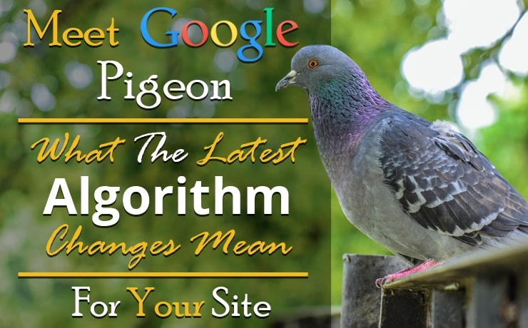 Meet Google Pigeon: What The Latest Algorithm Changes Mean For Your Site