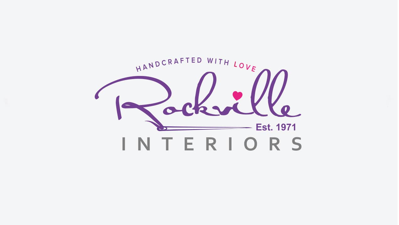 Rockville Interiors new logo design