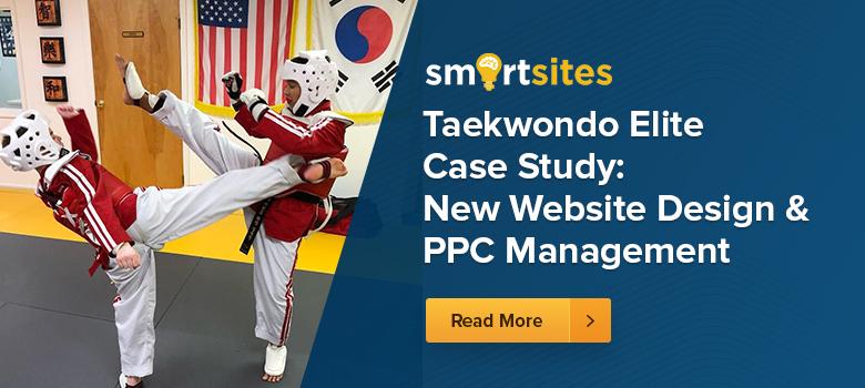 Sports Website Case Study: New Web Design & PPC Management