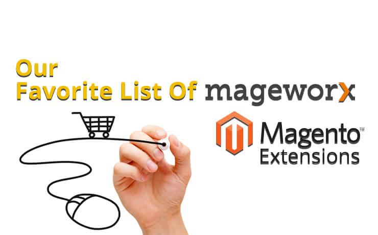 Our Favorite List Of MageWorx's Magento Extensions
